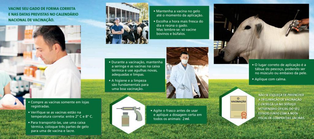 Instrução do Ministério da Agricultura.